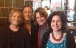 Michelle Underwood, Anke Reitter, Shawn Walker, Barbara Glare
