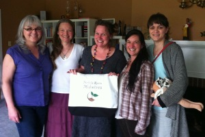 Celebrating Norfolk Roots Midwifery!